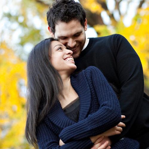 Sarah & Drew's Central Park Engagement Session