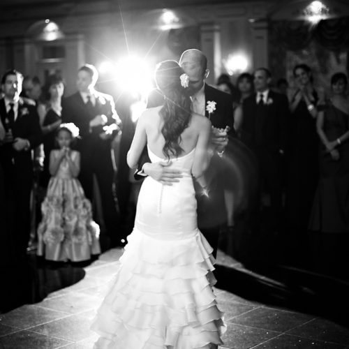 Lauren & Greg's Ballroom Wedding