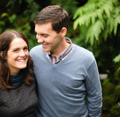 Katie & John's Lincoln Park Engagement Session