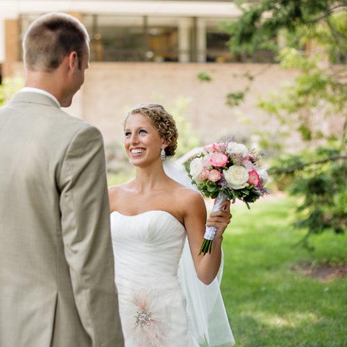 Jillian & Dave's Calvin College Wedding