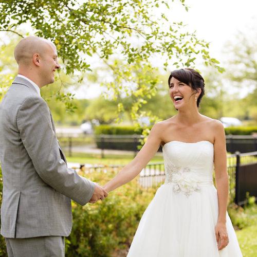 Shelah & Jeff's DIY Wildflower Wedding