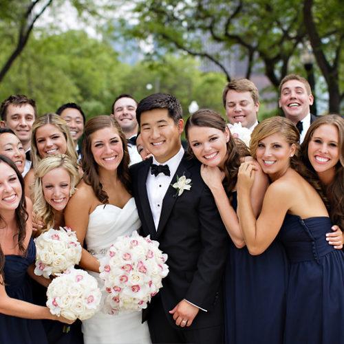 Ellie & Jack's Hotel Palomar Wedding