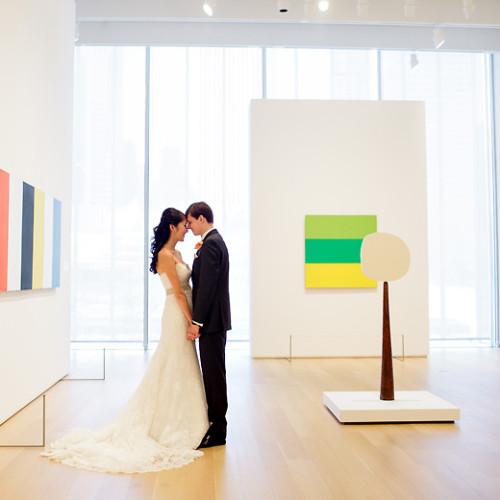 Mimi & Alex's W Chicago Hotel Wedding