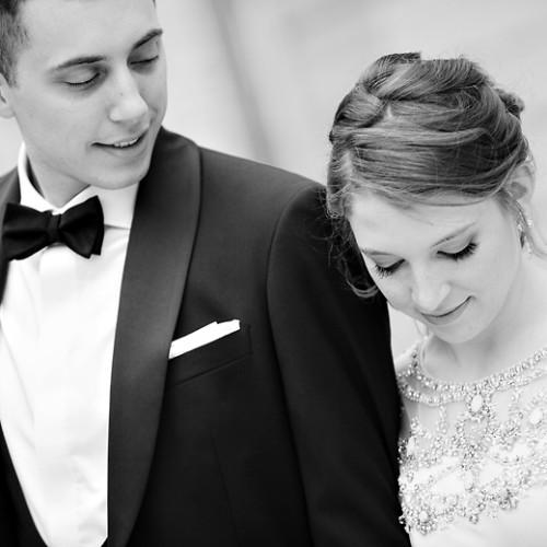 Rachel & Adam's Chicago Loft Wedding
