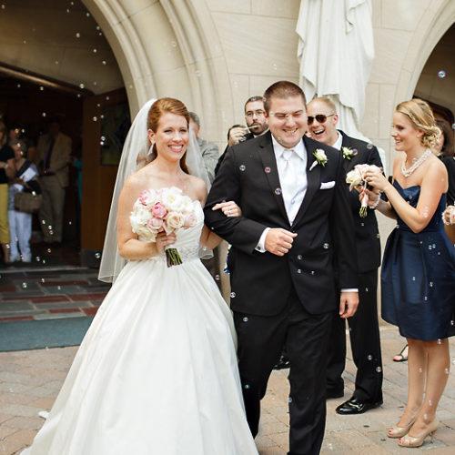 Courtney & Robert's Princeton Wedding