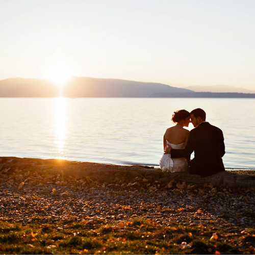 Brooke & Josh's Bellingham Cruise Terminal Wedding
