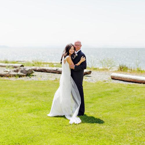 Jo & Tim's Semiahmoo Resort Wedding