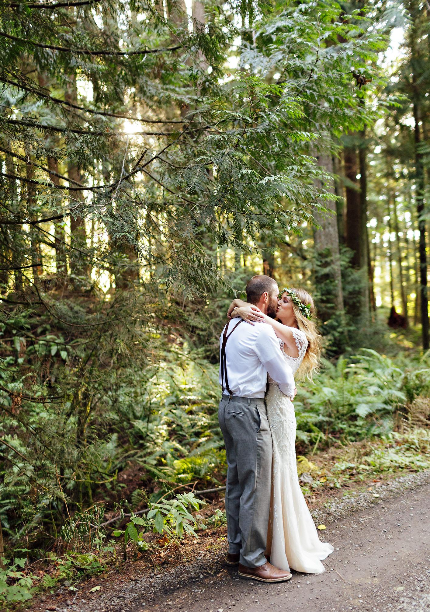 kristin daniel s backyard bellingham wedding sarah