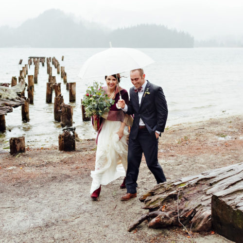 Julie & Jordan's Surprise Wedding
